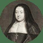 Marie-Madeleine-Gabrielle-Adélaïde de Rochechouart de Mortemart de Vivosne - Fontevraud