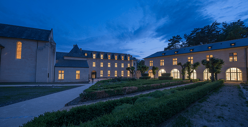 Hotel Fontevraud - Nuit