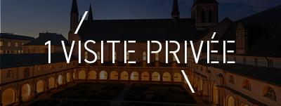Visite privée Coffret Cadeau