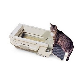 Automatic Litter Box 02