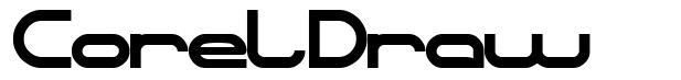 Download CorelDraw Schriftart zum kostenlosen Download