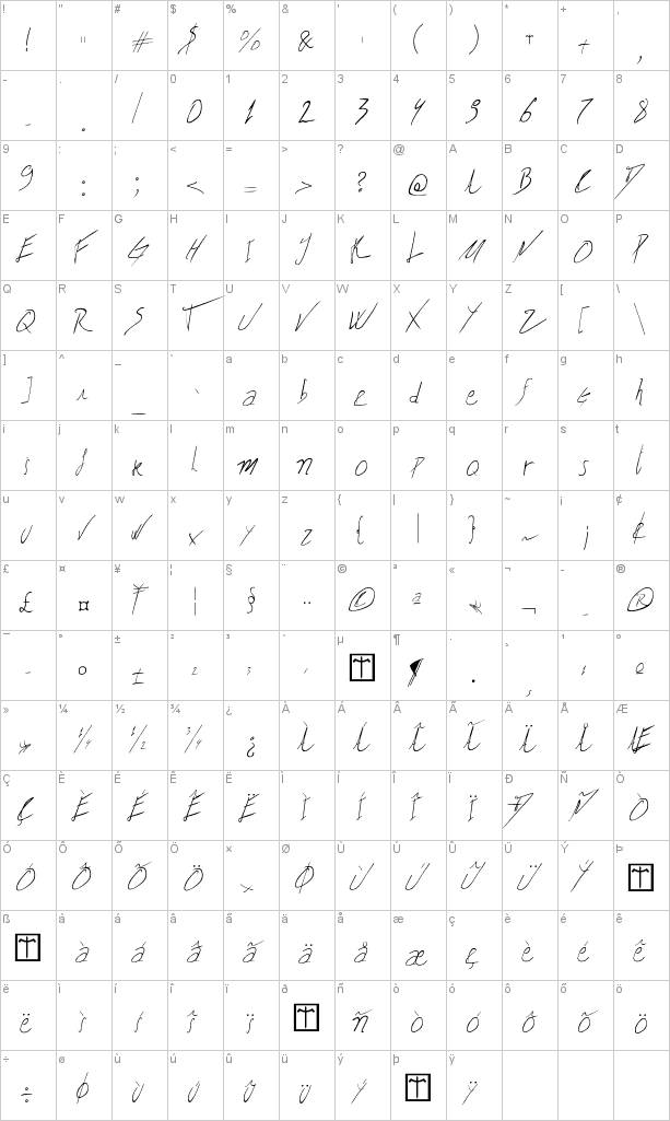 dudo kemol: Free Calligraphy Fonts