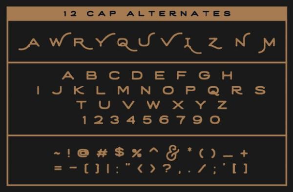 Wayfarer - Hand Drawn Font 04