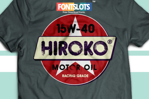 Hiroko Font