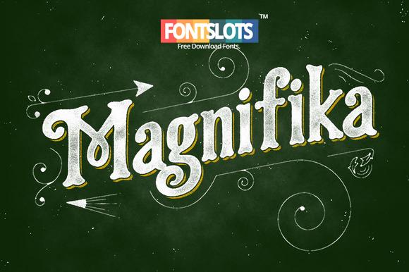 Magnifika Fonts