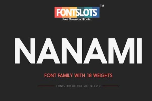 Nanamii