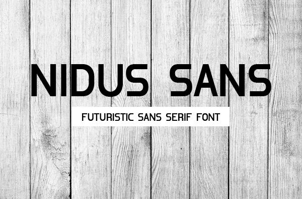 Nidus Sans