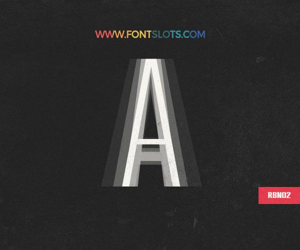 RBNo2 Font