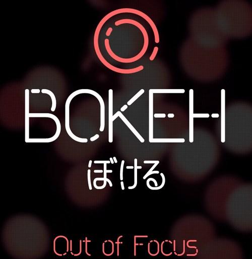 Bokeh Font