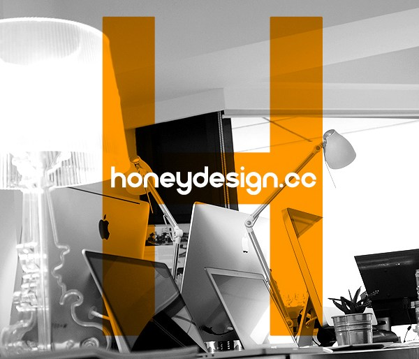 HoneyDesign Font