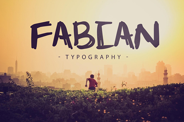 Fabian Font