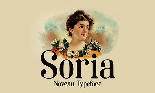 Soria Font