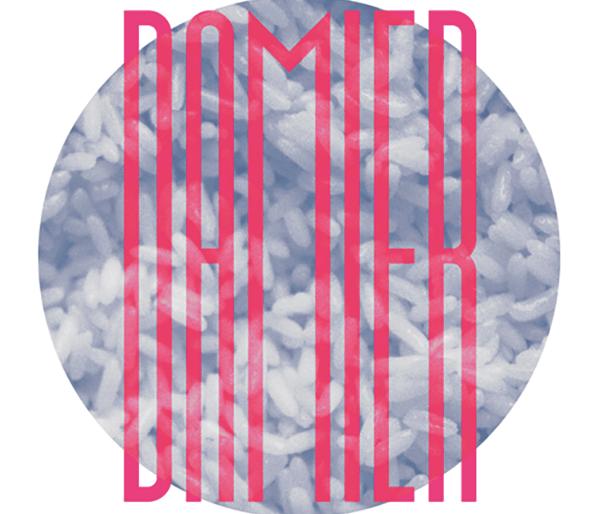 Damier Font