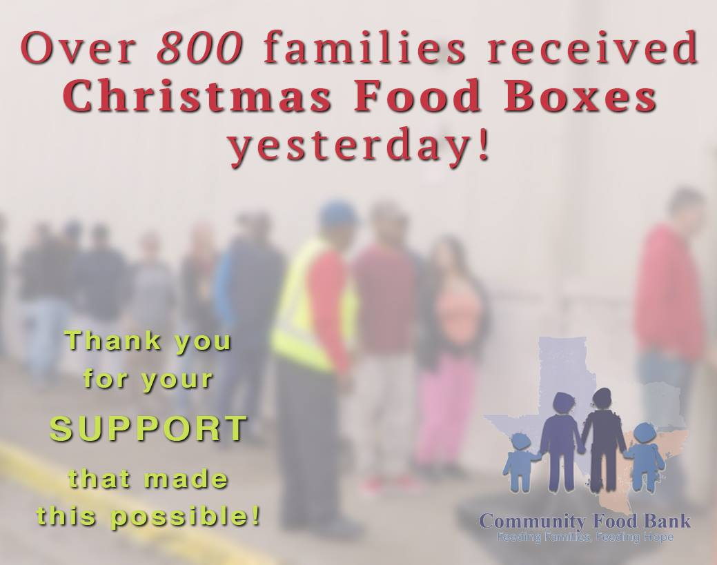Christmas Food Boxes