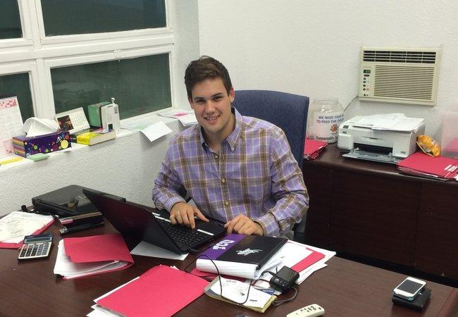 Volunteer Profile: Andrew Wildish