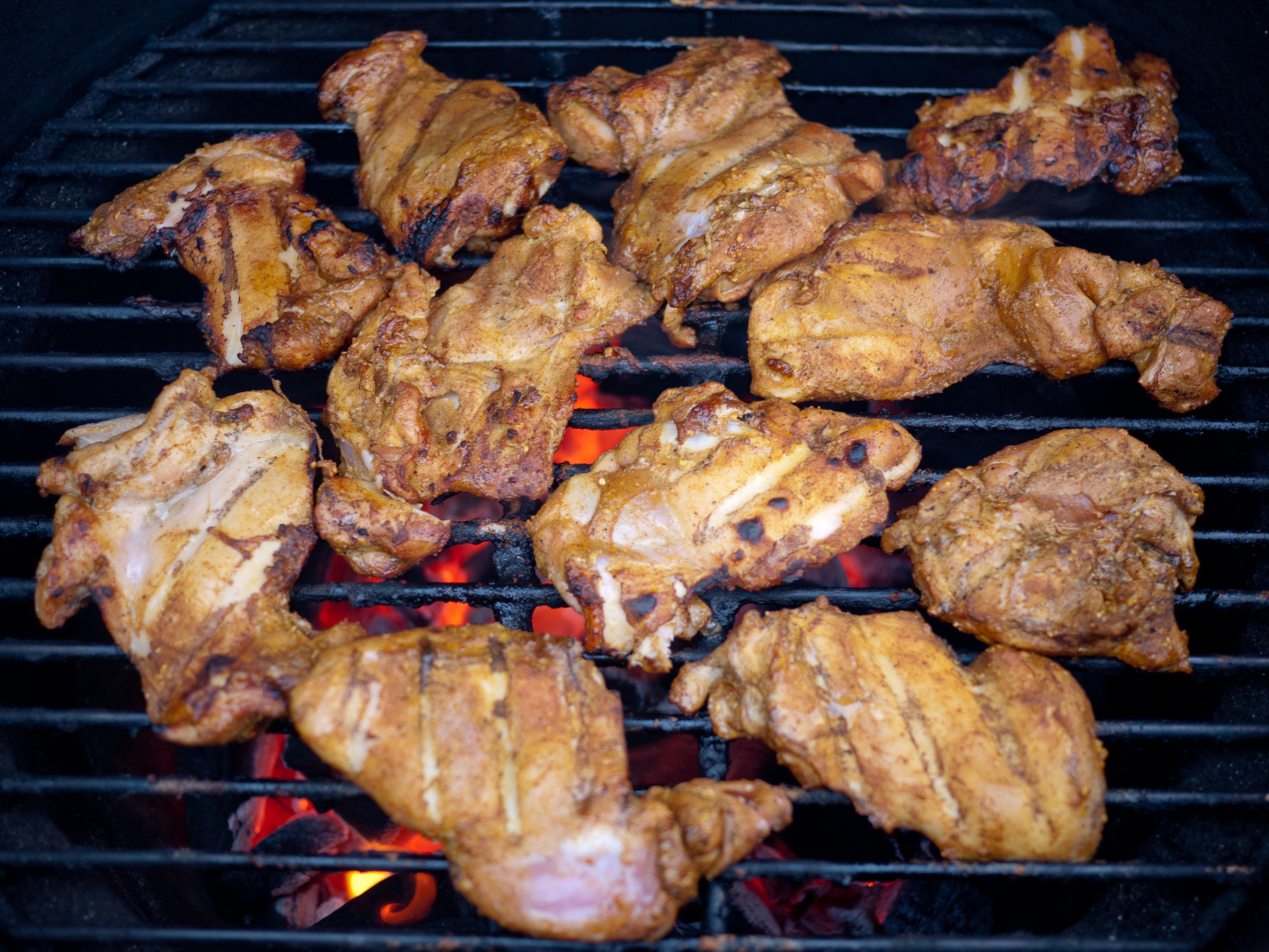 Chicken Tagine - Food & Fire