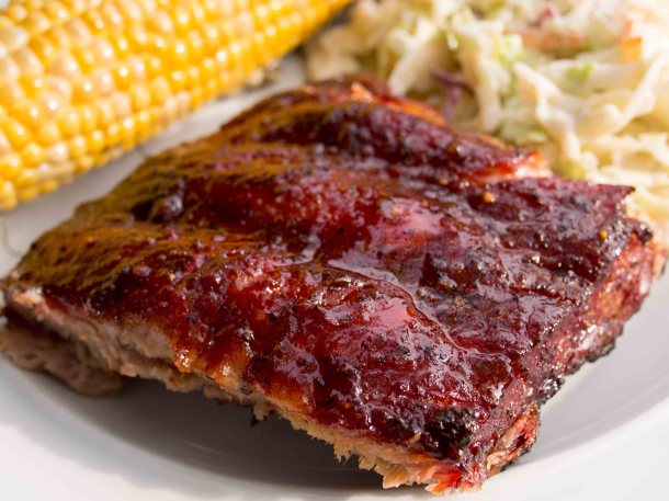 Pomegranate Pig Spareribs