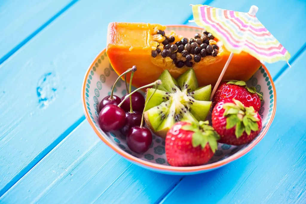 Antioxidants are nature's protection against free radicals