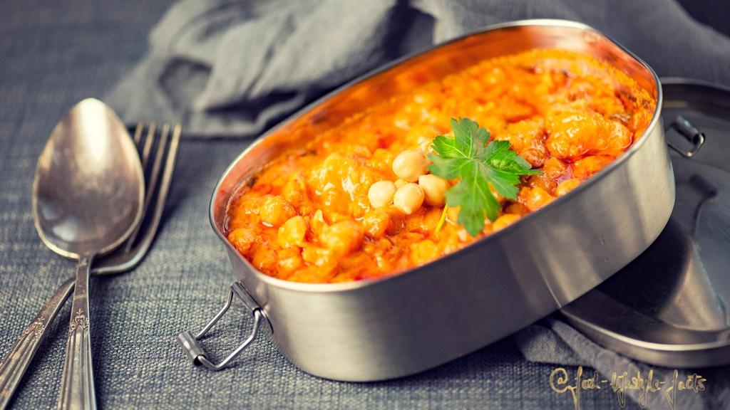 Auch Essen zum Mitnehmen kann man sich ganz einfach in eigene Edelstahlboxen füllen lassen.