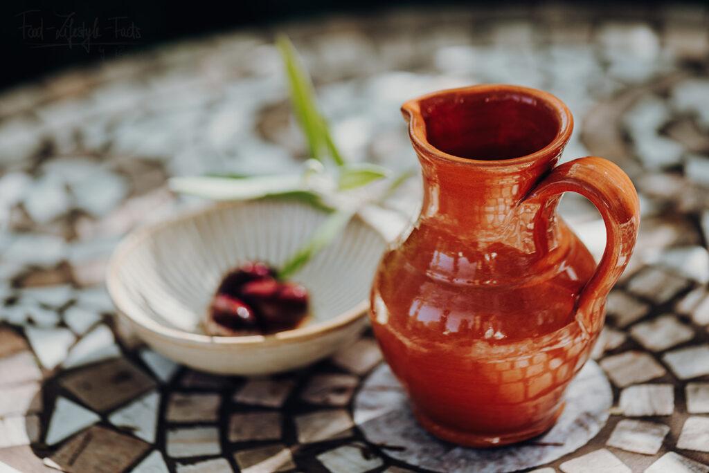 Öle solltest Du am besten in einem lichtgeschützten Gefäß lagern