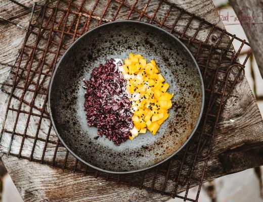 Mango Sticky Rice Rezept