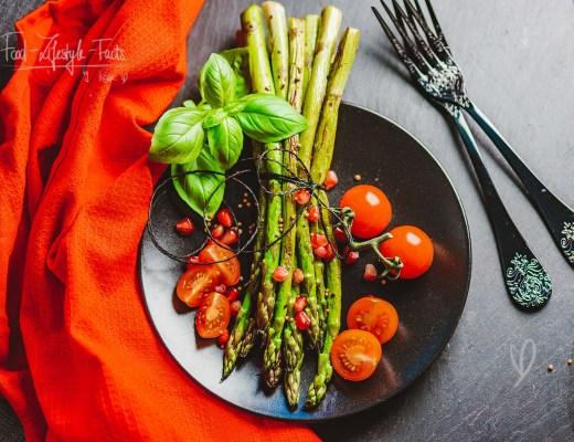 Gebratener Gruener Spargel Rezept Food-Lifestyle-Facts