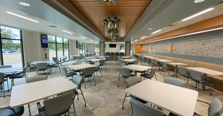 Sodexo opens new cafeteria, kitchen at Orange Park Medical Center | Food Management