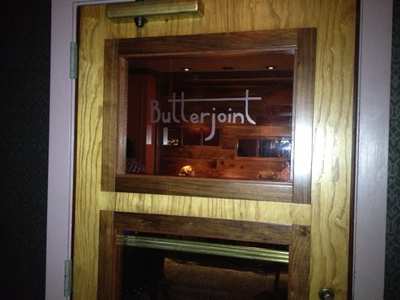 PGH Butterjoint Door