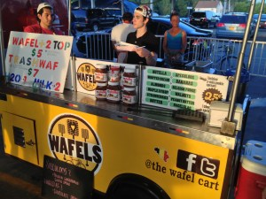 Rodeo Wafel Cart