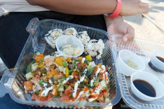 Aug Rodeo Sushi
