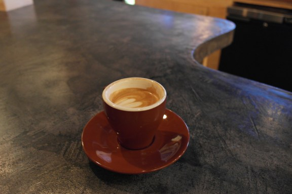 Joe Bean Counter Cappuchino