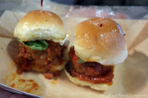 The Meatball Truck Co Sliders