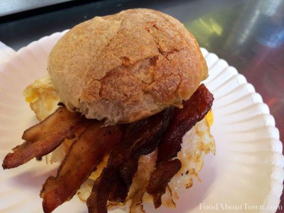 Scott's II Bacon Sandwich