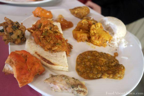 Raj Mahal Buffet