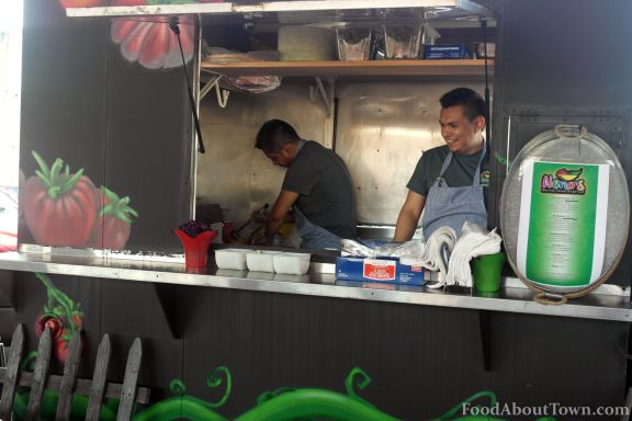 Neno's Mexican Street Food Cart
