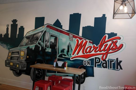 Marty's Mural