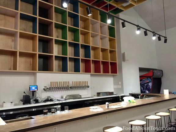Playhouse Bar area