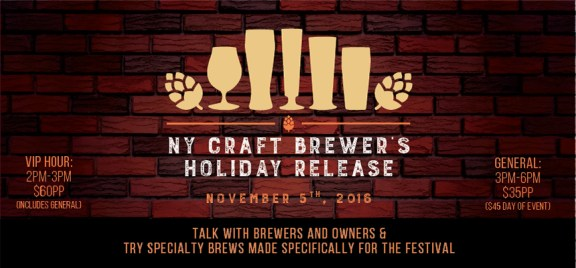 NYWCC Beer Event