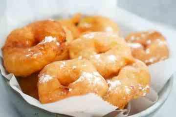 Appelbeignets | Foodaholic.nl