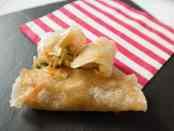 Glutenvrije loempia's | Foodaholic.nl