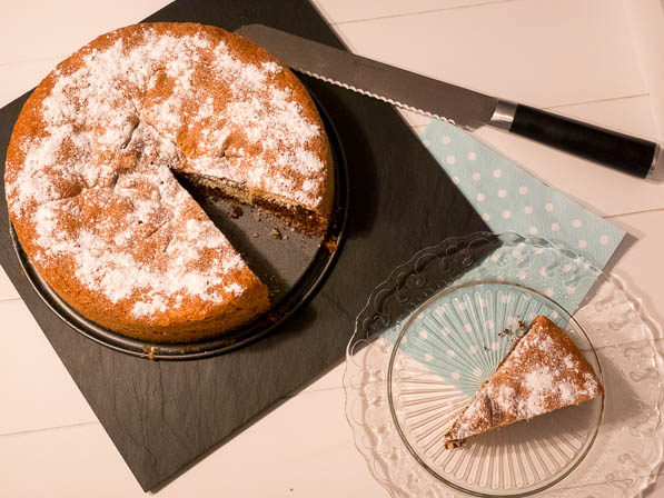Glutenvrije wolkencake | Foodaholic.nl