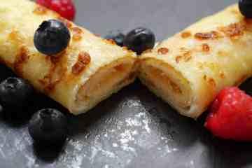 Pannenkoek met Griekse yoghurt | Foodaholic.nl
