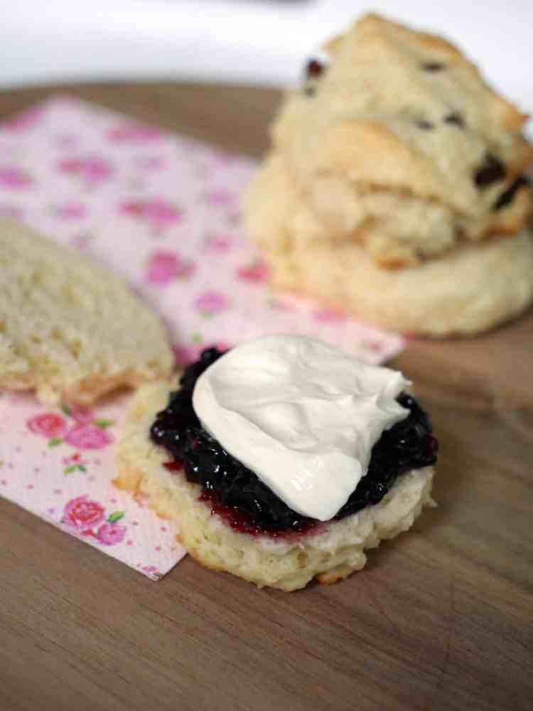 Glutenvrije scones   Foodaholic.nl