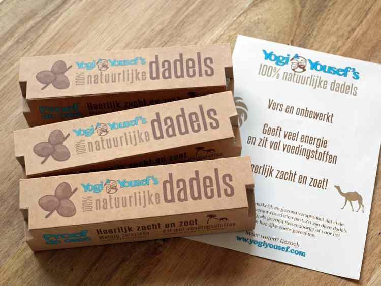 Yogi & Yousef dadels | Foodaholic.nl