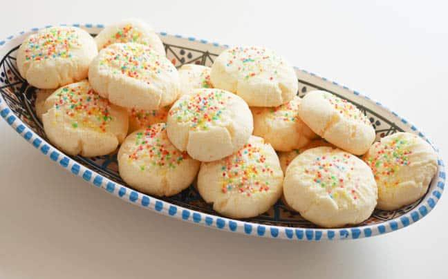 Gomma koekjes oftewel... heerlijke Surinaamse maizenakoekjes! | Foodaholic.nl