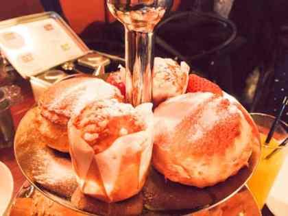 High tea bij Café van Buren in Nijmegen | Foodaholic.nl