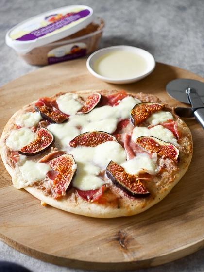 Mijn ultieme magioni pizza met Maza | Foodaholic.nl