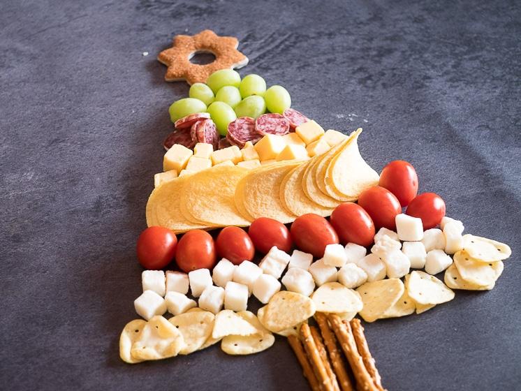Borrelplank voor de kerst | Foodaholic.nl