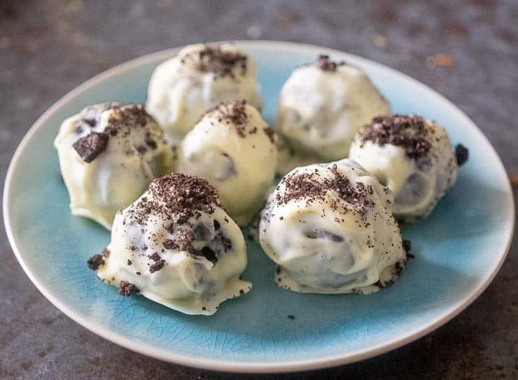 Oreo truffels | Foodaholic.nl