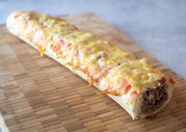 Gevuld stokbrood   Foodaholic.nl